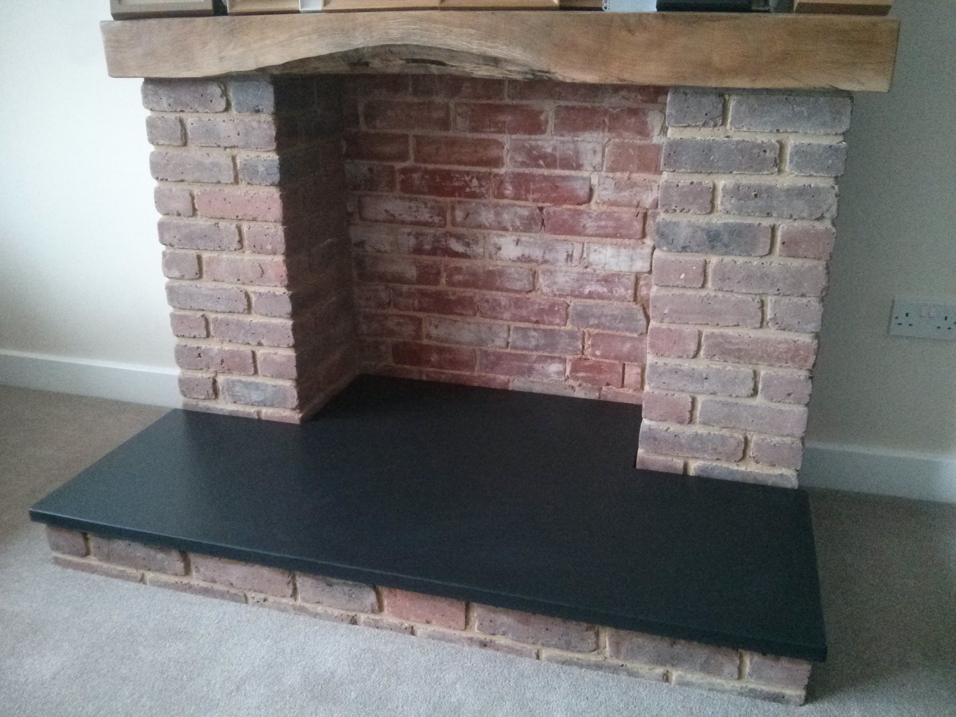 Custom Slate Hearth – Made To Measure Slate Hearths - UK ...
