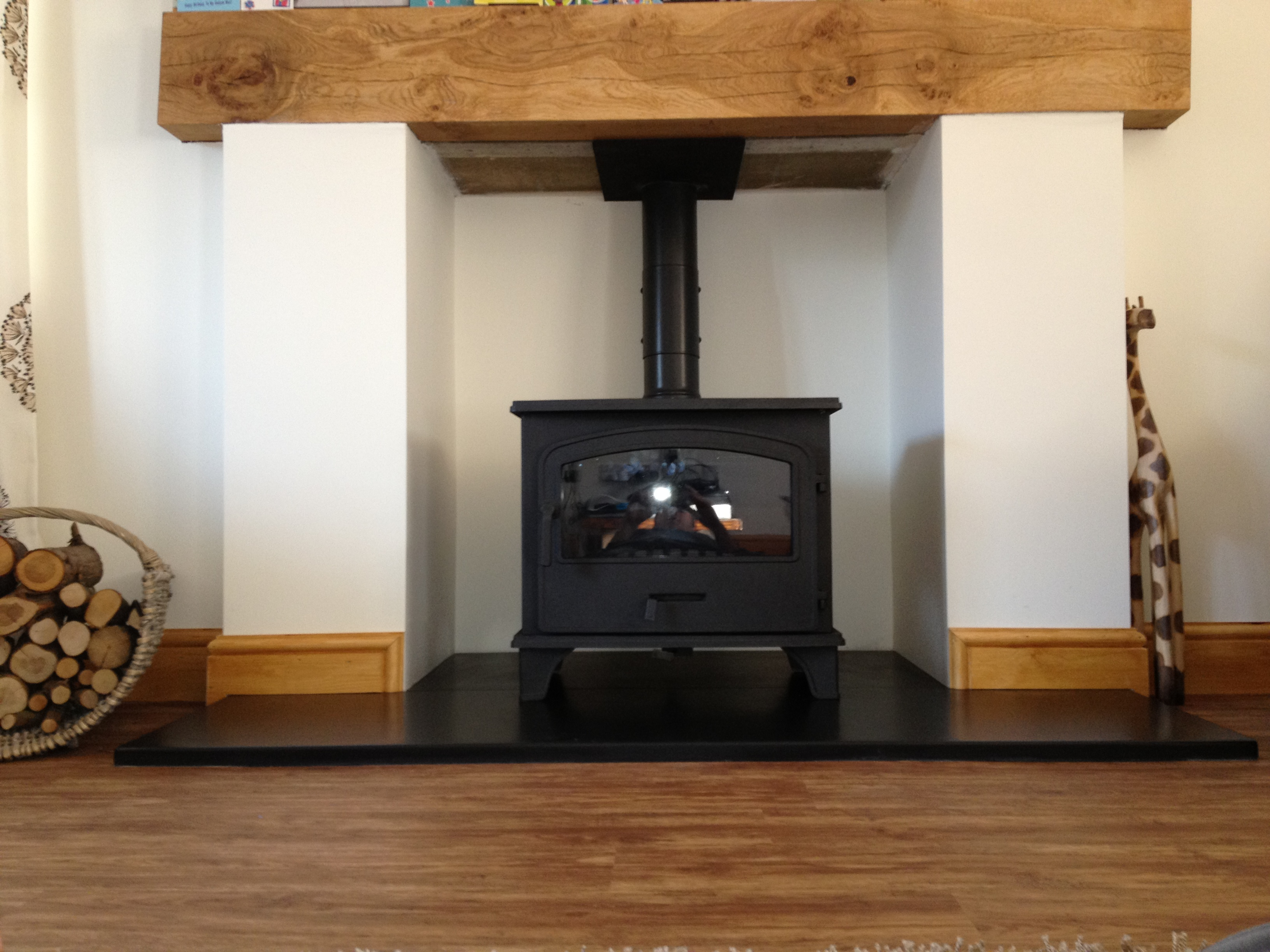 custom slate hearth u2013 made to measure slate hearths uk delivery